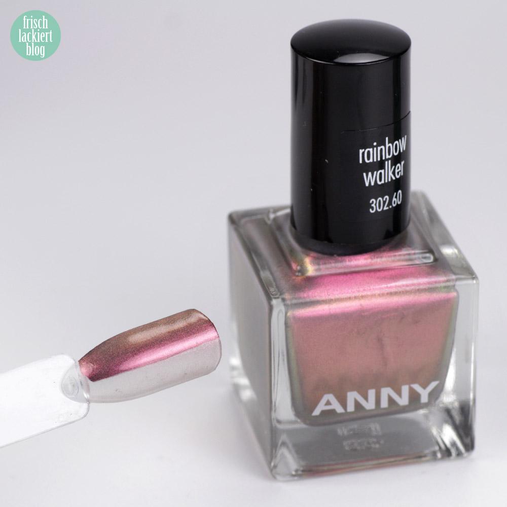 ANNY Holo it´s ANNY Kollektion - rainbow walker – swatch by frischlackiert