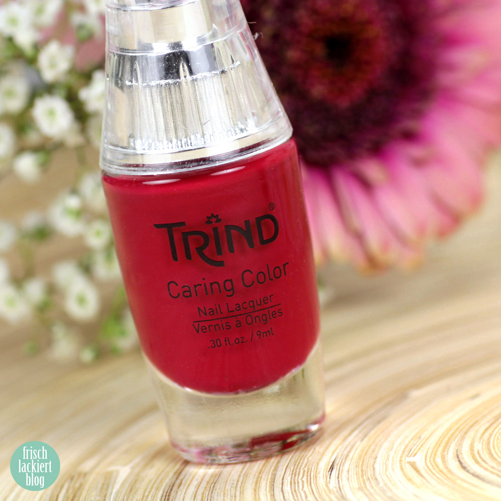 Trind Cosmetics – Welcome to Miami Kollektion / Frühling Sommer 2018 – Nagellack – Let's Conga! – Pink – swatch by frischlackiert