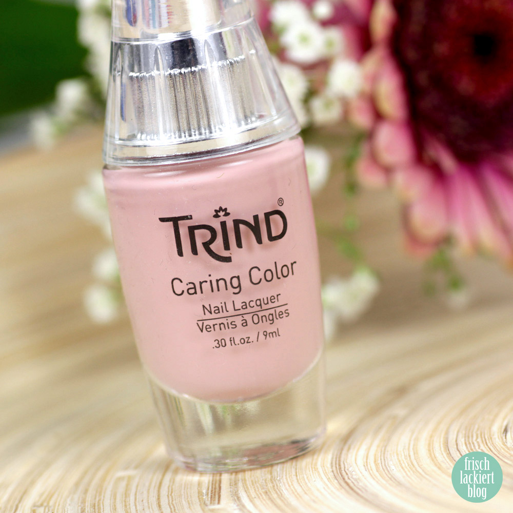 Trind Cosmetics – Welcome to Miami Kollektion / Frühling Sommer 2018 – Nagellack – Sonny Crockett – Rosa – swatch by frischlackiert