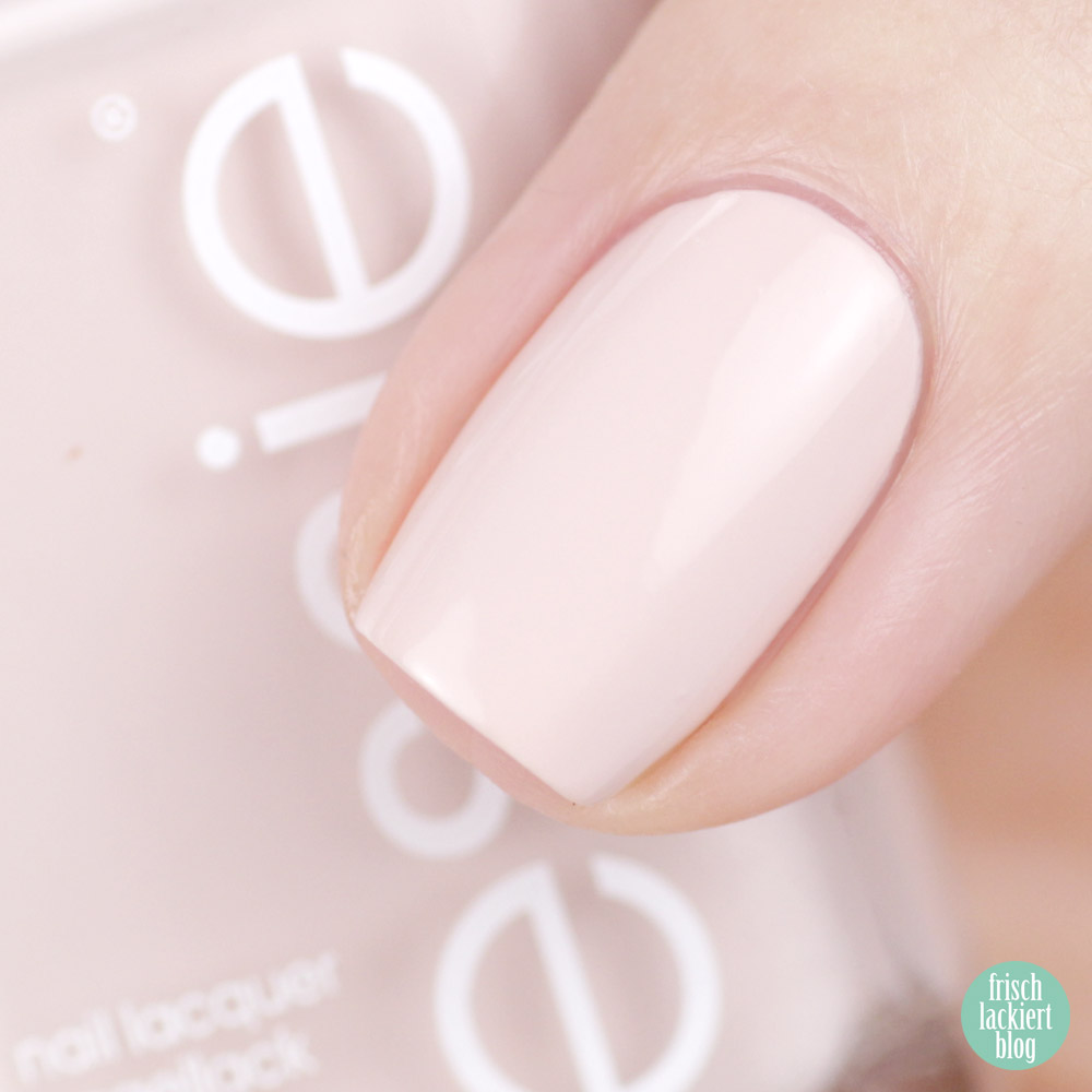 Essie desert mirage Kollektion - lighten the mood – swatch by frischlackiert