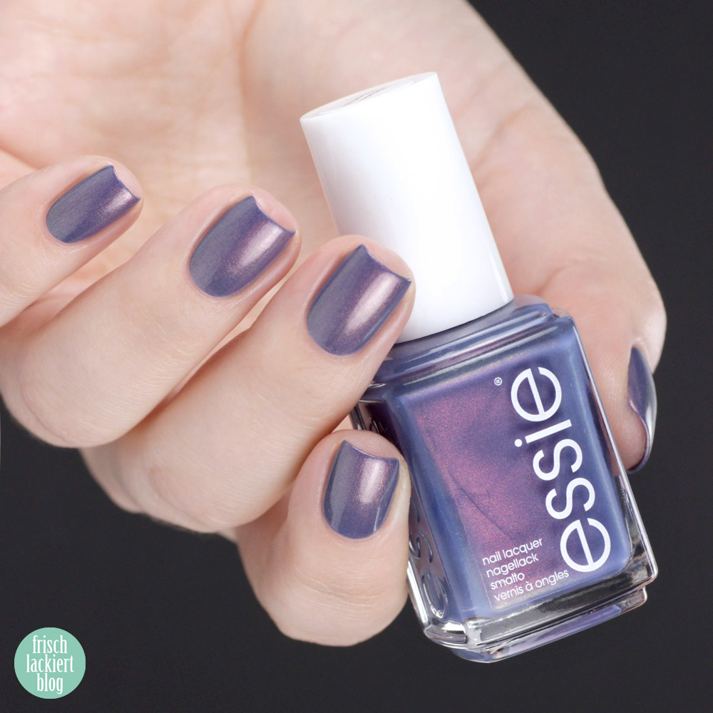 Essie desert mirage Kollektion - blue-tiful horizon – swatch by frischlackiert