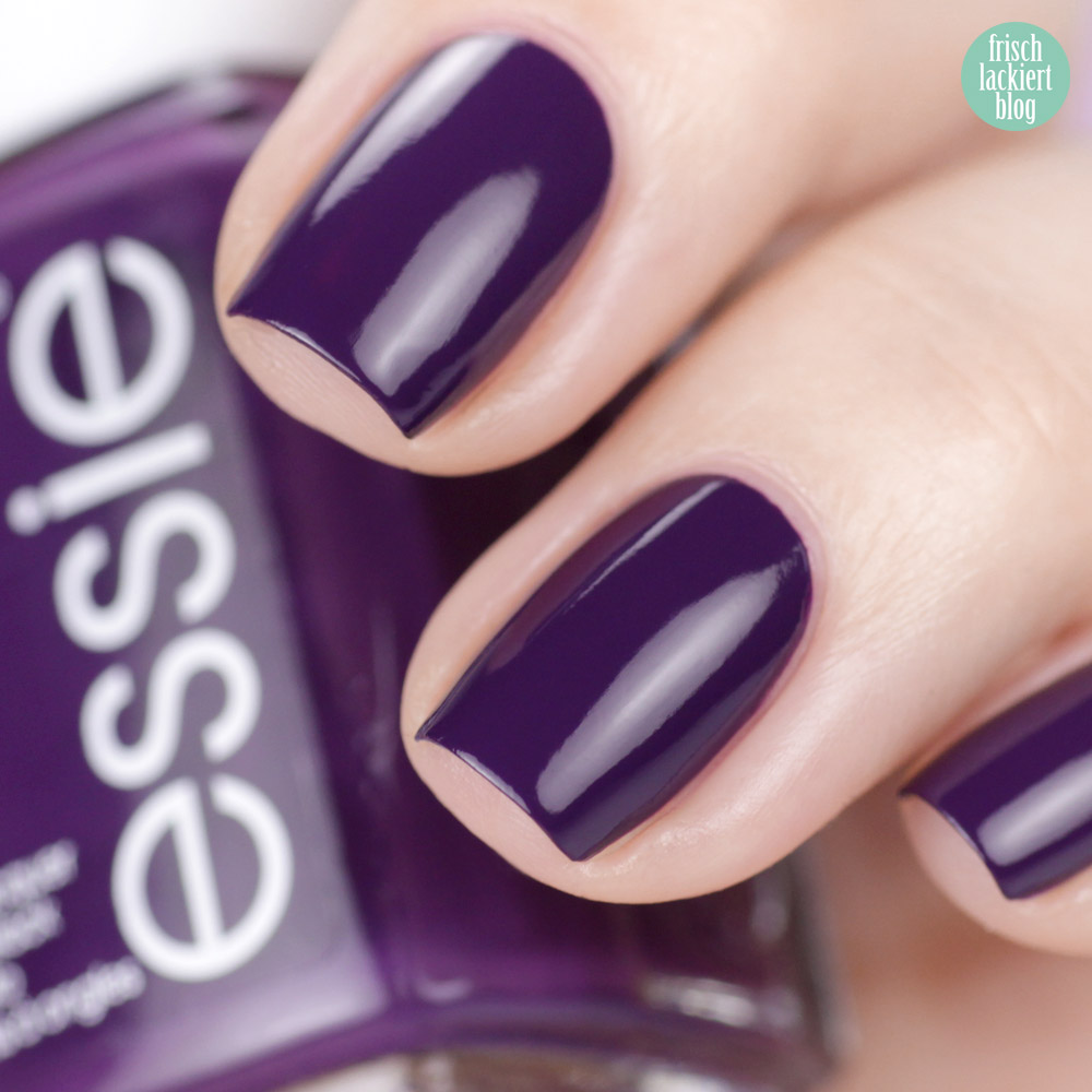 Essie desert mirage Kollektion - hazy daze – swatch by frischlackiert