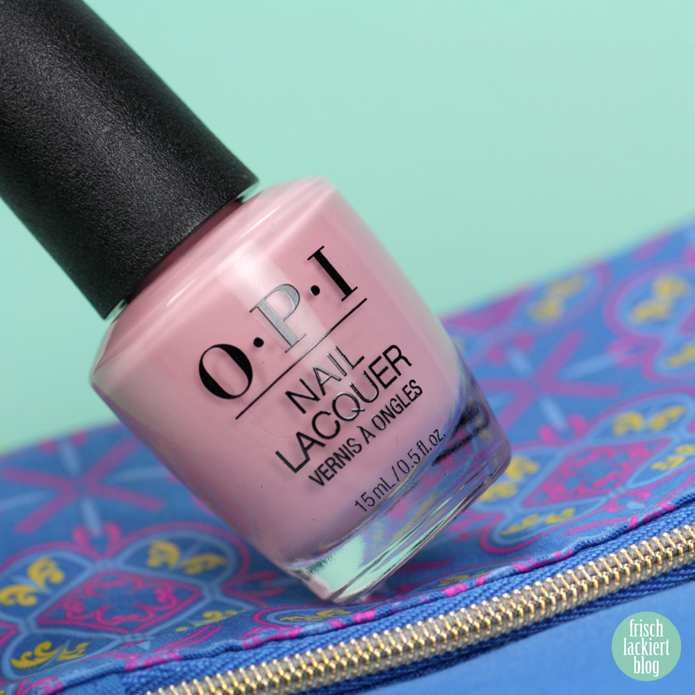 O.P.I. Lisbon Nagellack Kollektion Sommer 2018 – swatch by frischlackiert