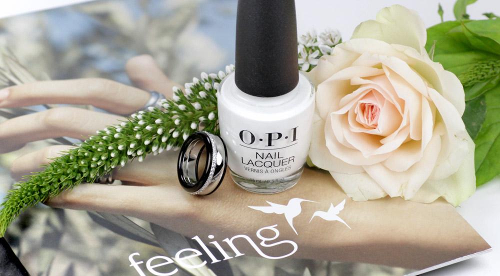 OPIxfeeling – ein Nagellack-Ring von feeling jewels mit Nagellack von OPI – Schmuck selbst gestalten – swatch by frischlackiert