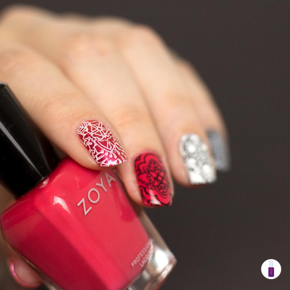 Frischlackiert-Challenge: Skittle Nails – Gastbeitrag by Sandra lilalack.de