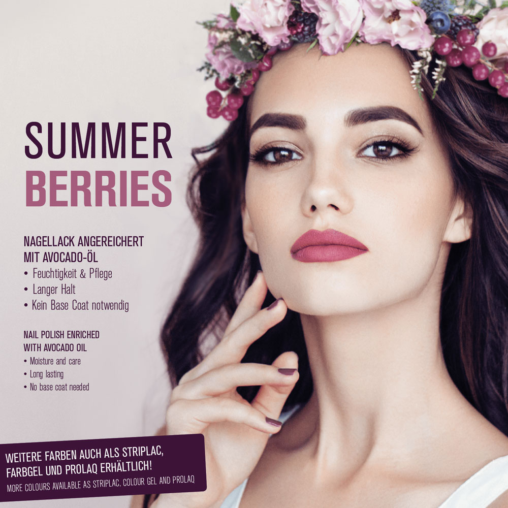 Alessandro Nagellack – Herbst Kollektion 2018 – Summer Berries – swatch by frischlackiert