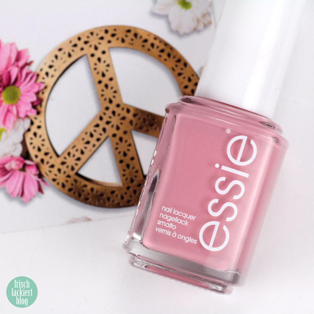essie young, wild & me nailpolish – Sommerkollektion 2018 – swatch by frischlackiert