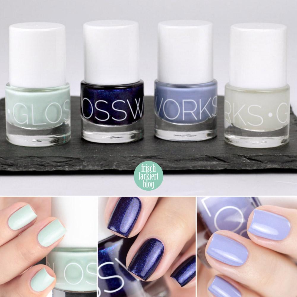 Glossworks Nagellack – swatch by frischlackiert