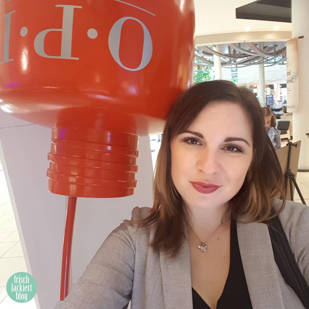 OPI PupUp Store und Feeling Jewels in Frankfurt – Eventbericht – by frischlackiert