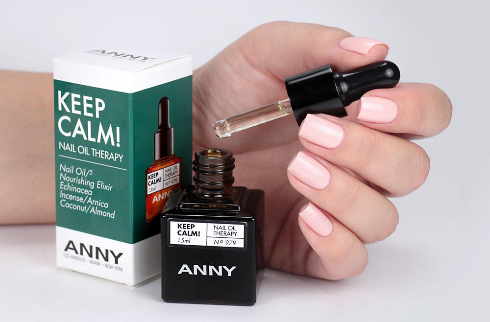ANNY Keep Calm! Nail Oil Therapy Nagelöl – Nagelpflege – Schöne Nägel – by frischlackiert