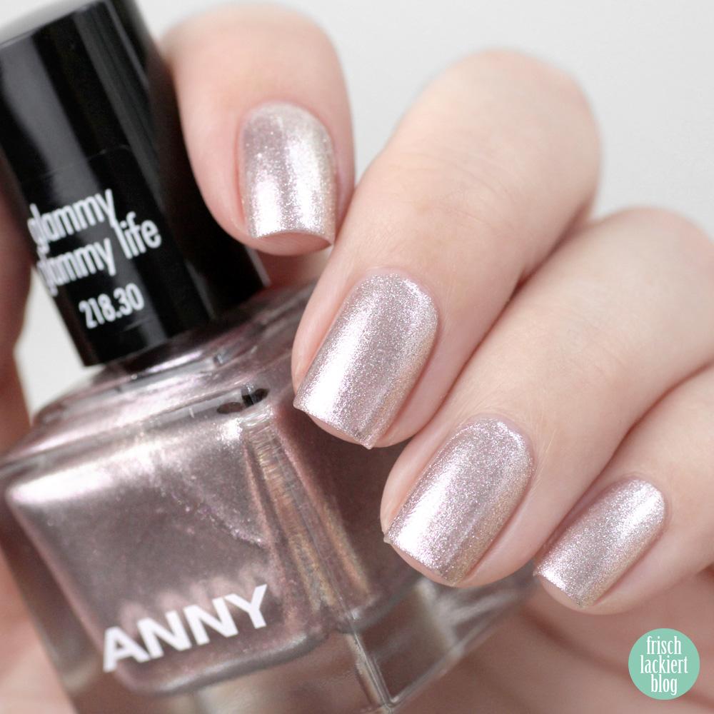 ANNY GLAM-À-PORTER Kollektion – glammy glammy life – swatch by frischlackiert