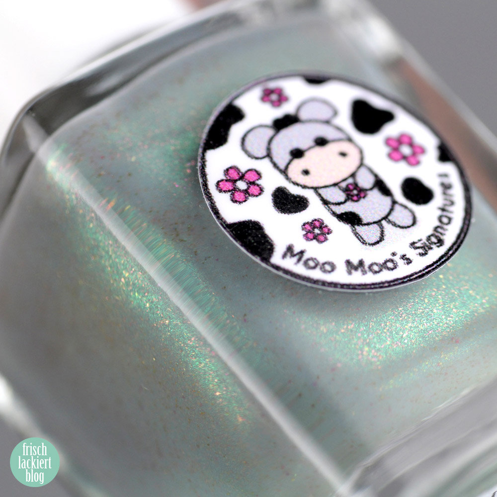 Moo Moo's Signatures – Magical Forest Trio – Limited Edition – Enchanted Forest – swatch by frischlackiert