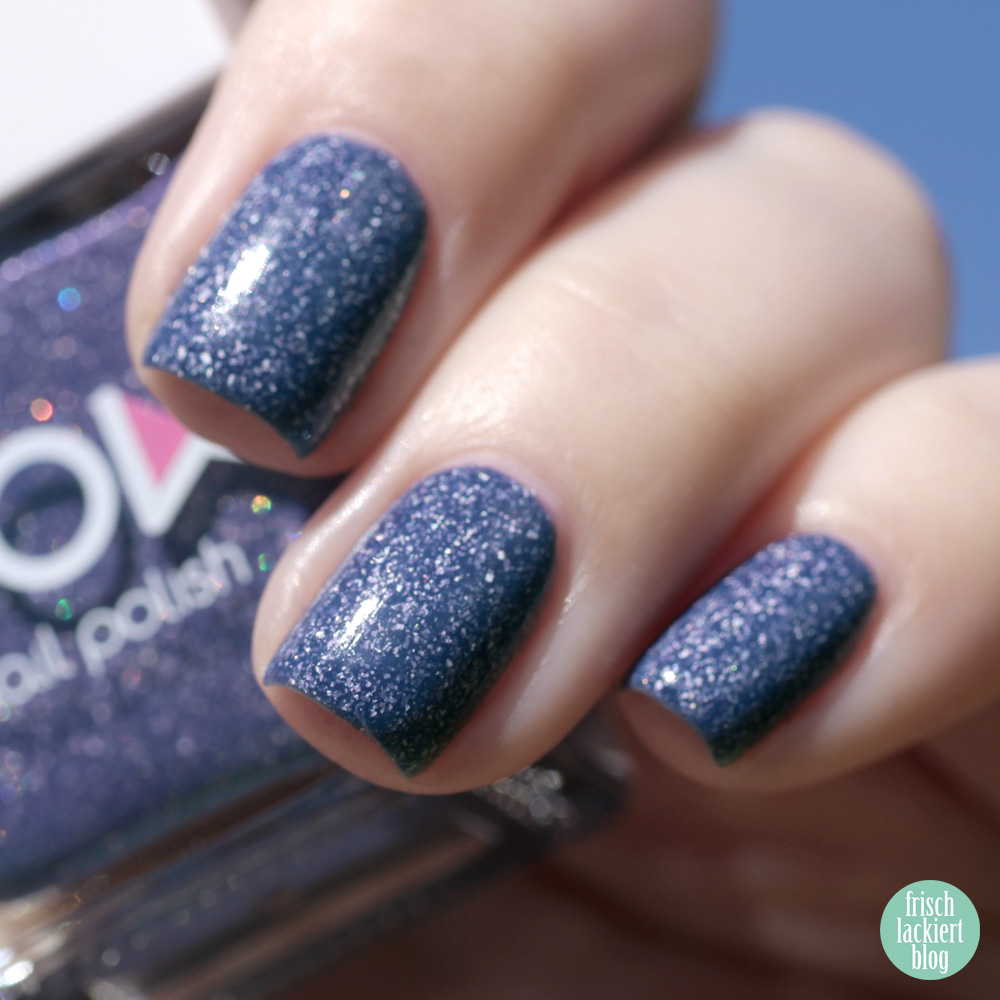 BOW Miracle Thermo UV Nagellack in vier Farben – swatch by frischlackiert