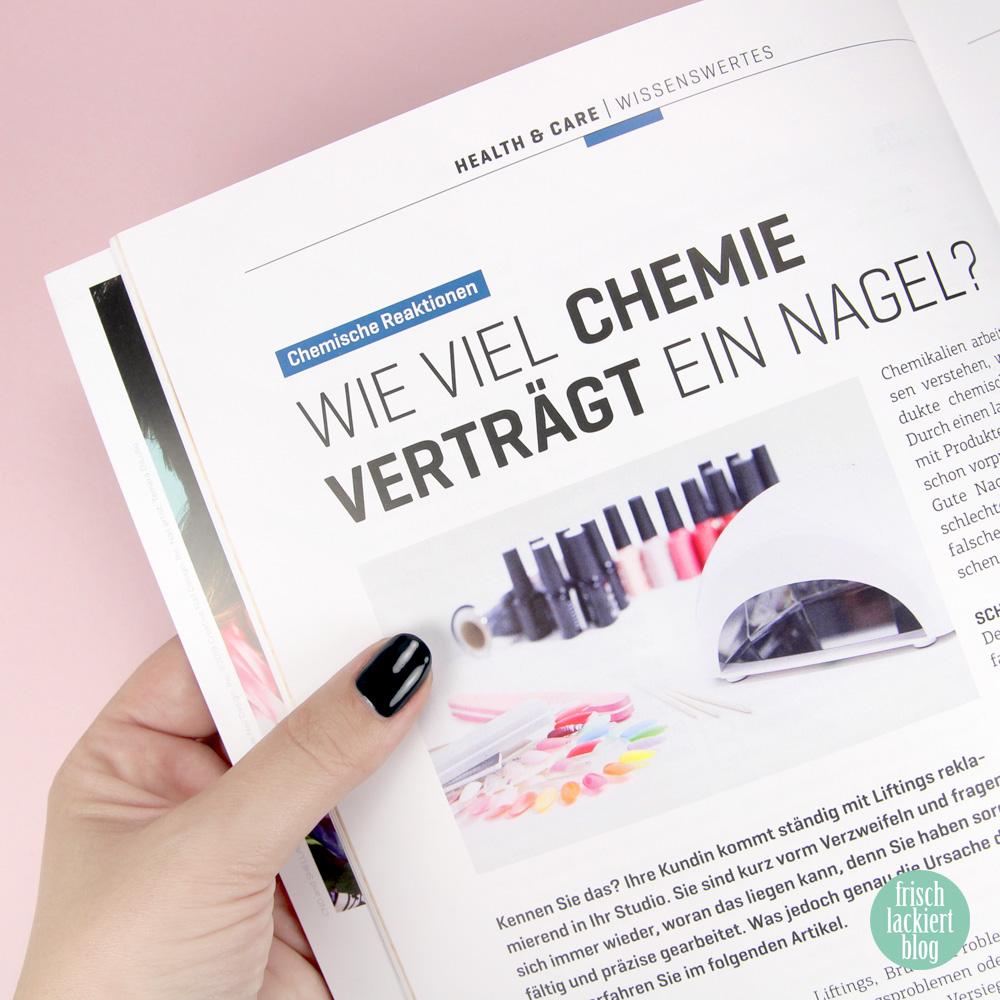 Nail Pro Zeitschrift für Nageldesigner – Was bringt das Abo und was bekommt man dafür?