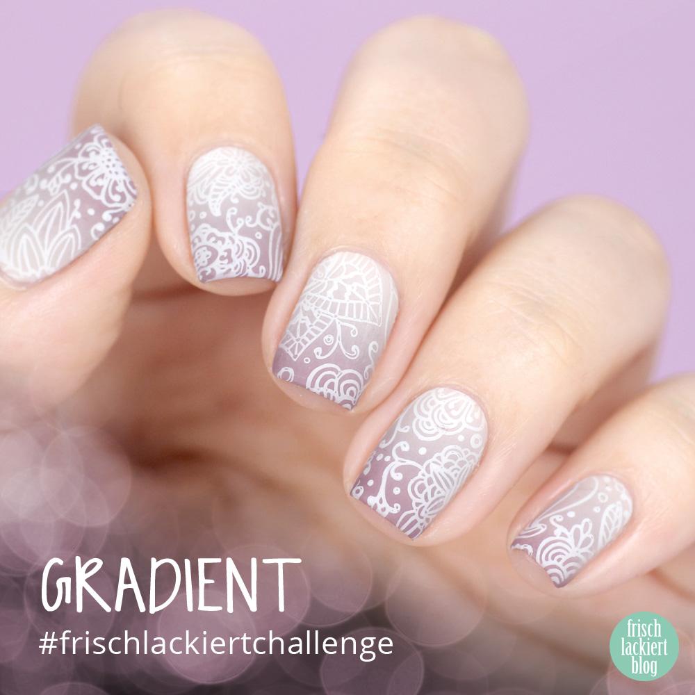 Frischlackiert-Challenge Gradient Nailart