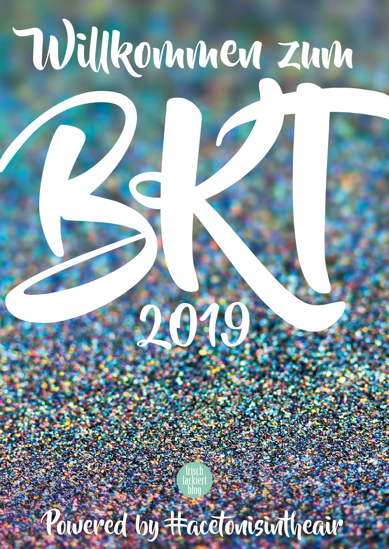 Bloggerklassentreffen 2019 – Nagellack Treffen