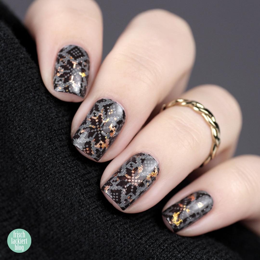 YpsLackiertChallenge – Cozy Nailart – Pullover Nails – by frischlackiert