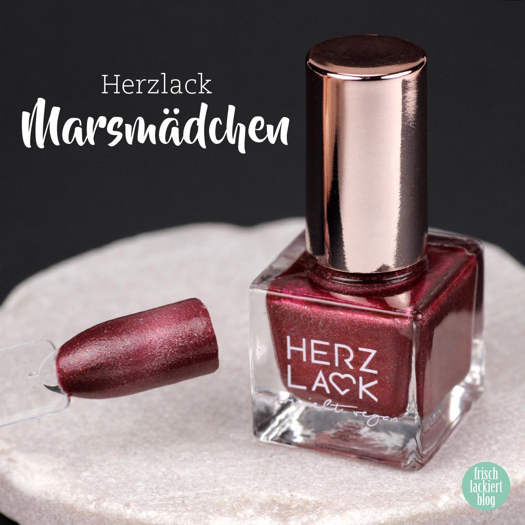 Herzlack Adventskalender 2019 – by frischlackiert