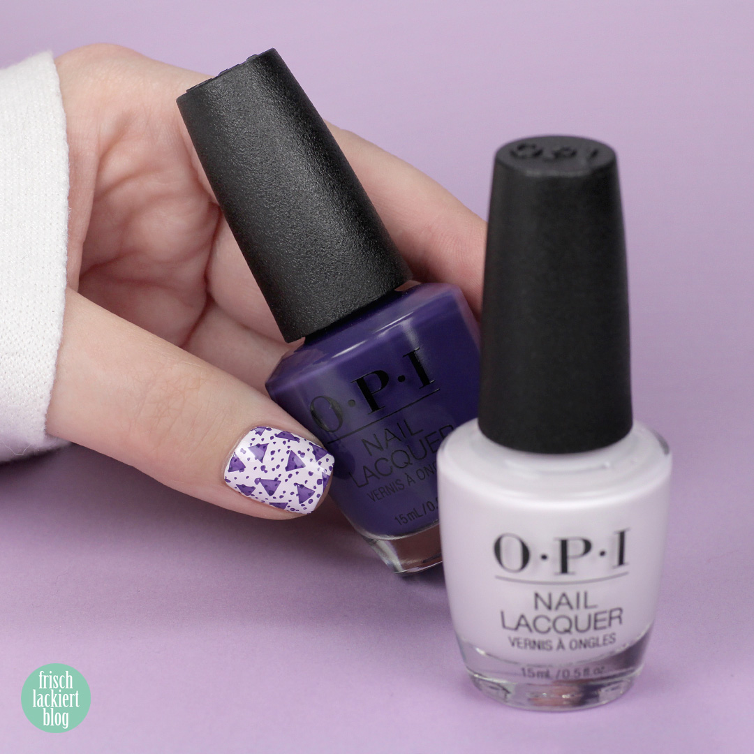 OPI Mexico collektion – swatch nailart by frischlackiert