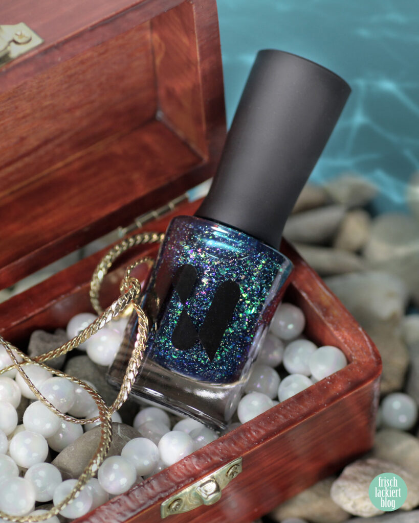 MASURA COLLABORATIONS Collection - Hidden Treasure - by frischlackiert - swatch and review