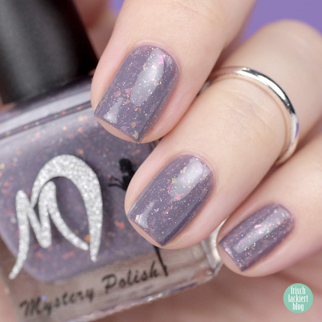 Mystery polish Release September 2020 – Anna – swatches by frischlackiert