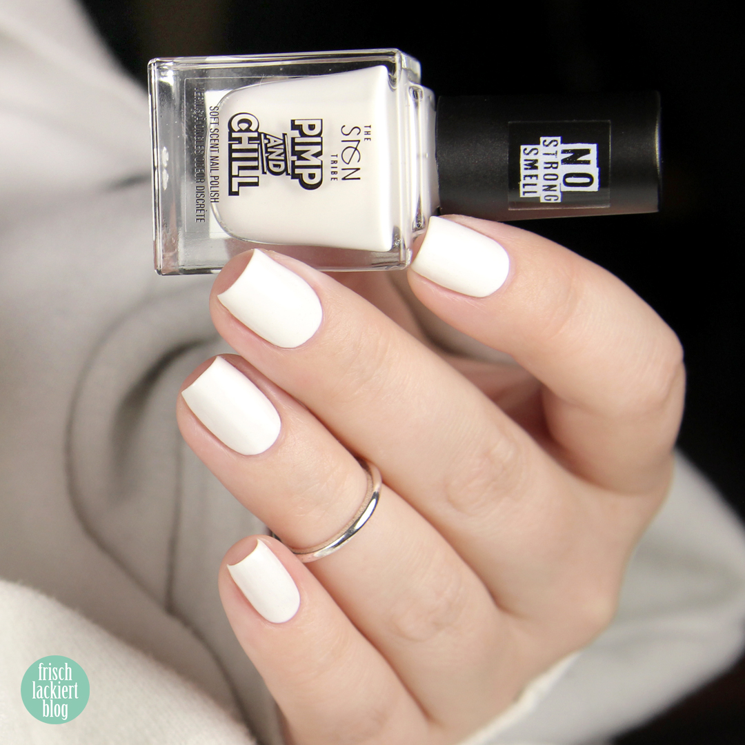 The Sign Tribe - Pimp and Chill Nailpolish – Review – Swatch by frischlackiert