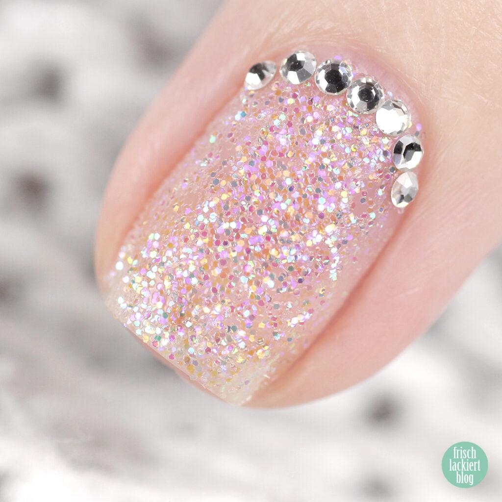 YpsLackiertChallenge Glitz & Glam – glitter nails by frischlackiert