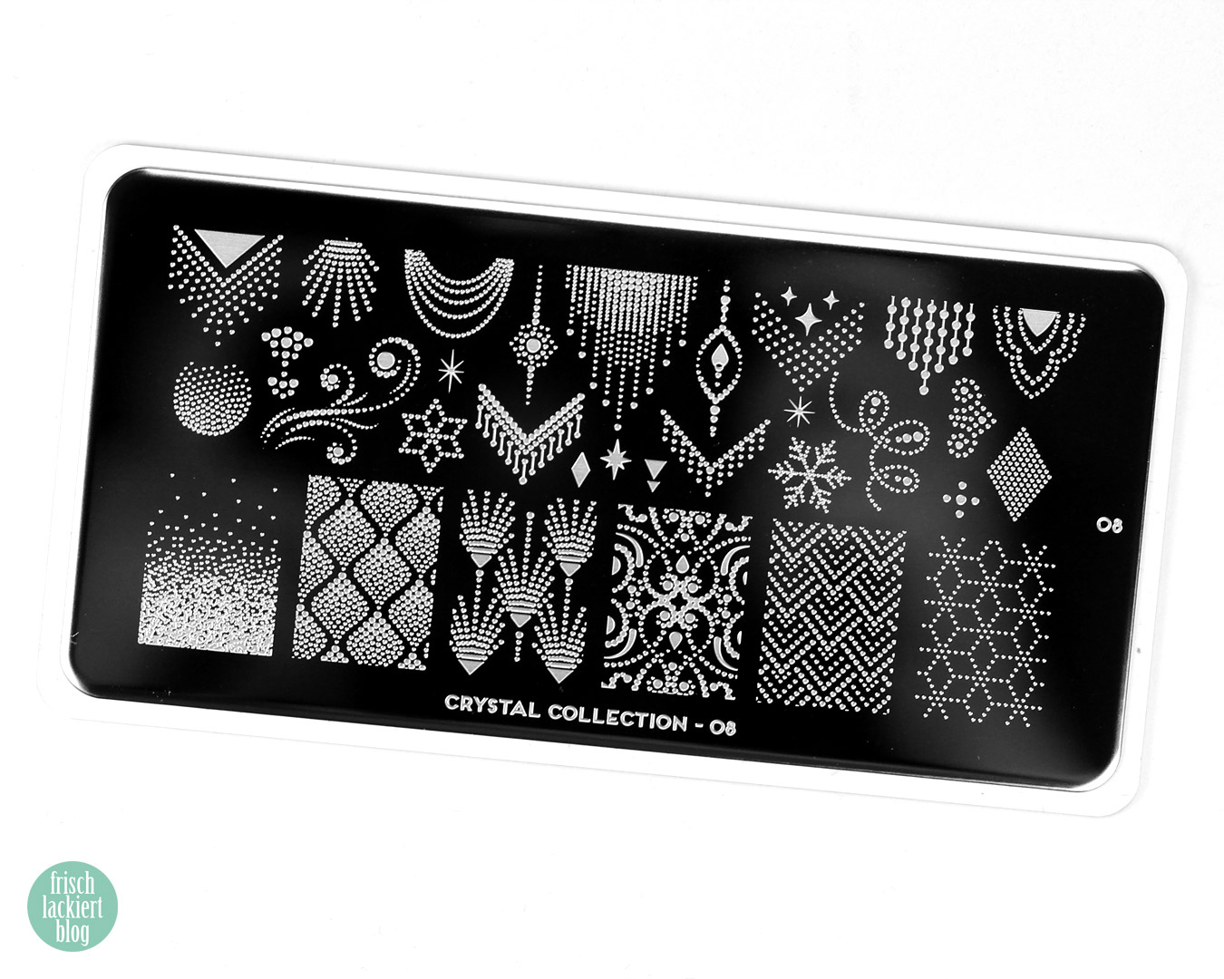 Frischlackiert-Challenge – Marble Nail Art Tutorial – by frischlackiert