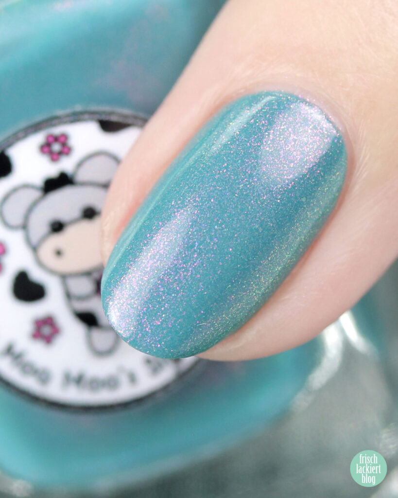Moo Moo´s Signatures – The Myth Trio – Sea Monster – swatches by frischlackiert