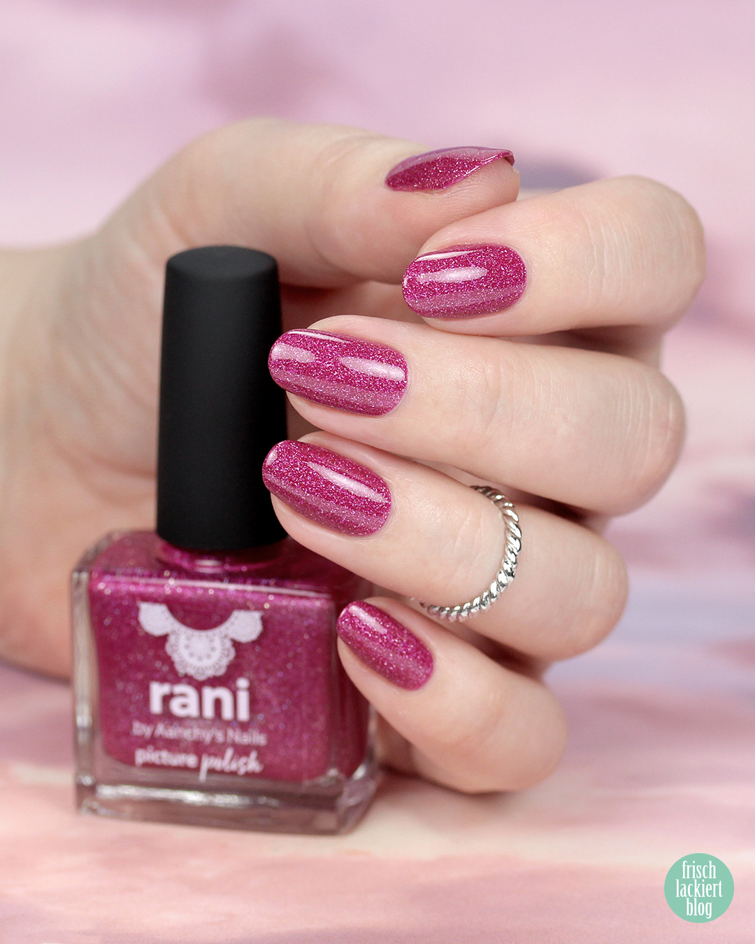 Picture Polish Rani – Nail Polish Swatch by frischlackiert