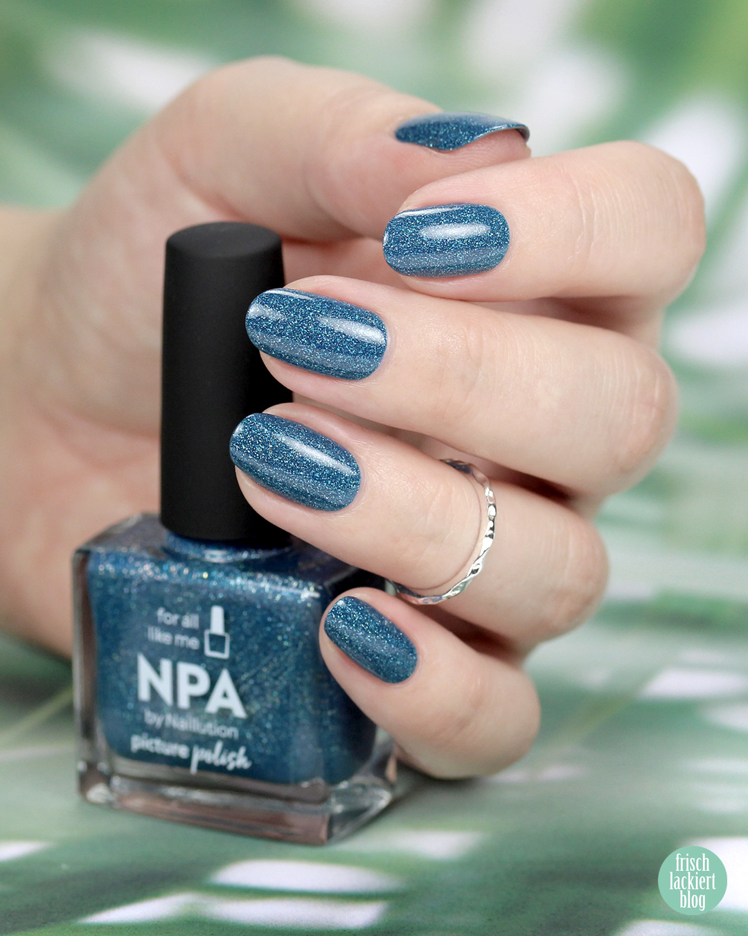 Picture Polish NPA – Nail Polish Swatch by frischlackiert